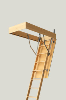 Чердачная лестница Docke серия Dacha 60х120х280 см
