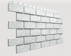 Фасадные панели Docke, коллекция Berg, полипропилен, Серый