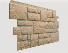 Фасадные панели Docke, коллекция Burg, полипропилен, Оливковый
