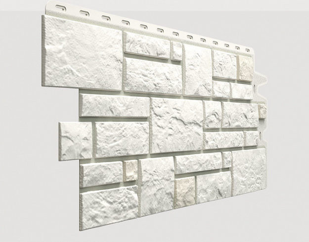 Fasadnye paneli Docke kollektsiya Burg polipropilen tsveta SHersti