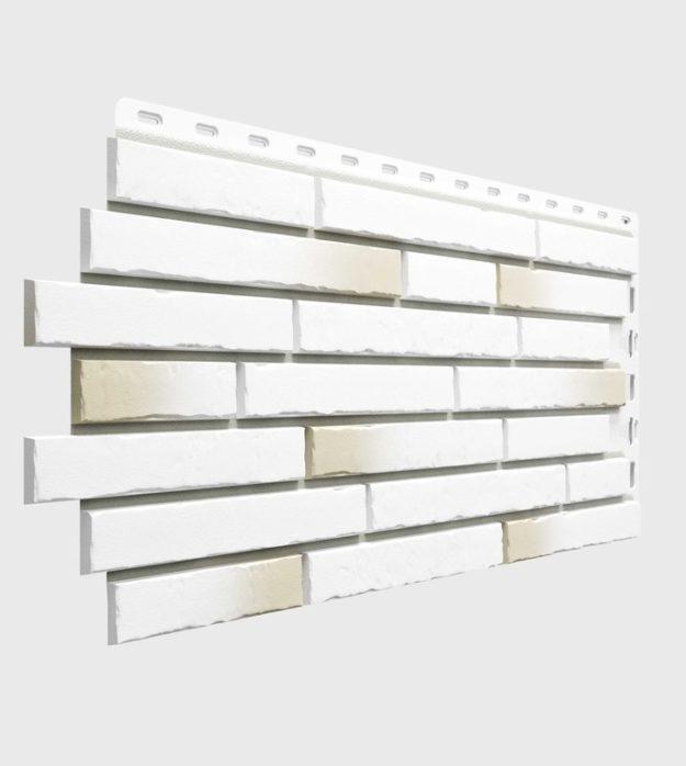 Fasadnye paneli Docke kollektsiya Klinker polipropilen tsvet Monte