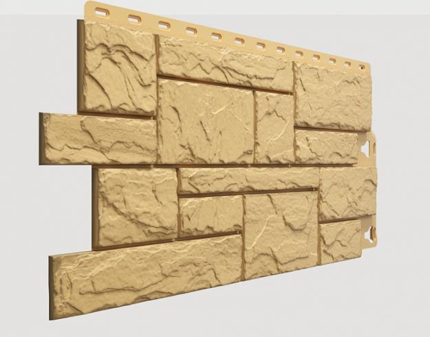Fasadnye paneli Docke kollektsiya Slate polipropilen tsvet TSermatt