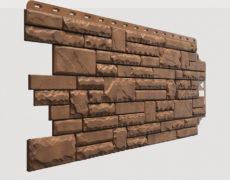 Фасадные панели Docke, коллекция Stern, полипропилен, цвет Дакота