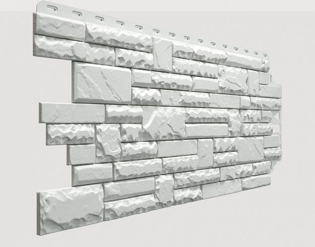 Fasadnye paneli Docke kollektsiya Stern polipropilen tsvet Navaho