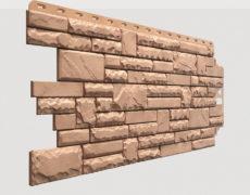 Фасадные панели Docke, коллекция Stern, полипропилен, цвет Родос
