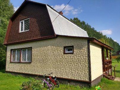 Fasadnye paneli dlya naruzhnoj otdelki doma Wildstone tsvet kremovyj 1