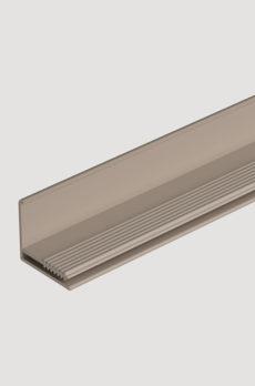 Фасадный L-профиль Docke 35 мм (Stein, Fels, Stern, Klinker) Бежевый жженый