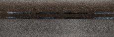 Коньково-карнизная черепица Docke Premium Халва, 11-конек, 22-карниз.