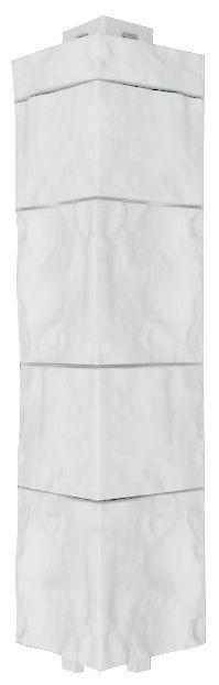 Оконно-угловой профиль Canadaridge, наружный угол, белый