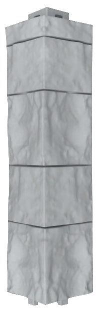 Оконно-угловой профиль Canadaridge, угол, цвет светло-серый