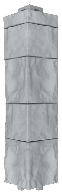 Оконно-угловой профиль, для отделки углов и окон Canadaridge, светло-серый