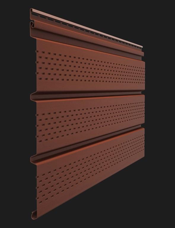 Sofity Doske seriya Premium T4 s polnoj perforatsiej tsvet Granat