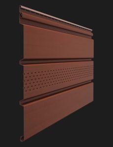 Софиты Doсke серия Premium, T4 с центральной перфорацией, цвет Гранат