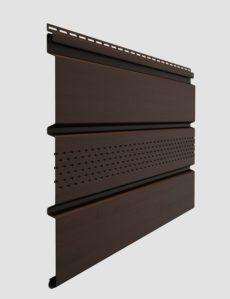 Софиты Doсke серия Standart, T4 с центральной перфорацией, цвет Шоколад