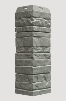 Угол фасадный Docke Stein, цвет Базальт