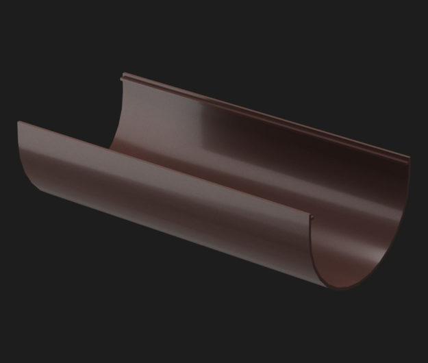 ZHelob vodostochnyj Docke Premium 3 m tsvet SHokoladKashtanGrafitGranat
