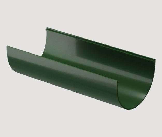ZHelob vodostochnyj Docke Standart 3 m ZelenyjKrasnyjTemno korichnevyj 3